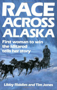 """Race Across Alaska"" book cover"