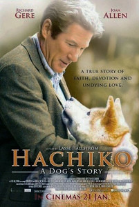 Hachi: A Dog's Story poster